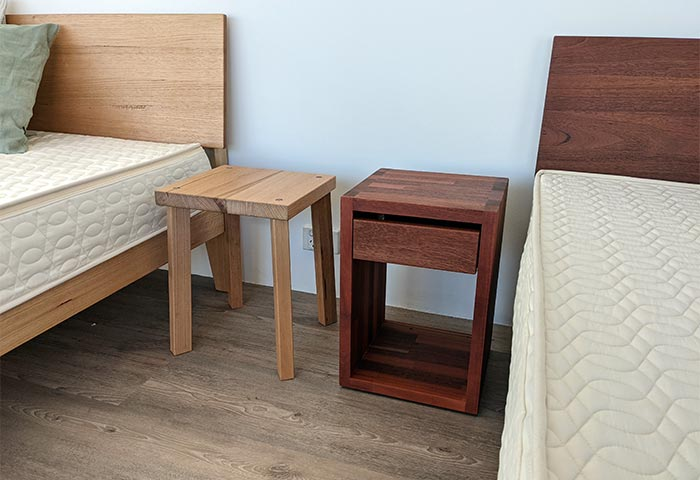 Side Table & Side Cube